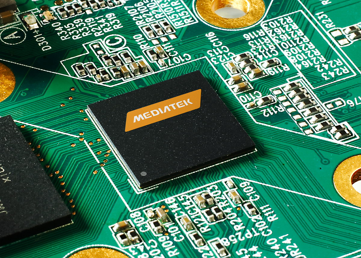 mediatek helio processor