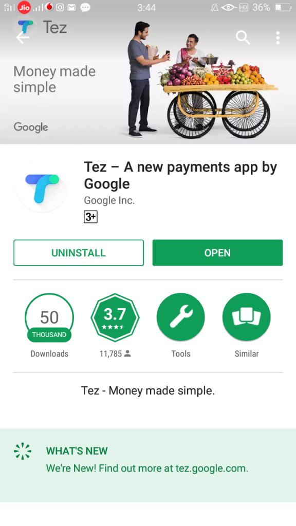 Google Tez: How To Use Google Tez UPI Application