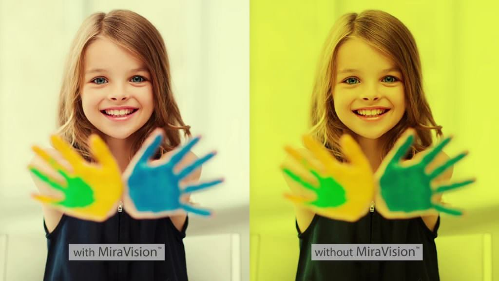 MediaTek MiraVision Technology For Premium Multimedia Experience