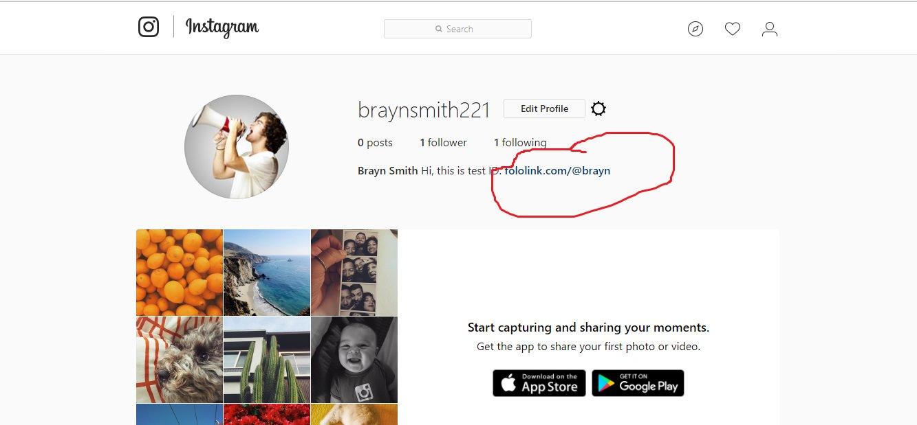Add Multiple Links In Instagram