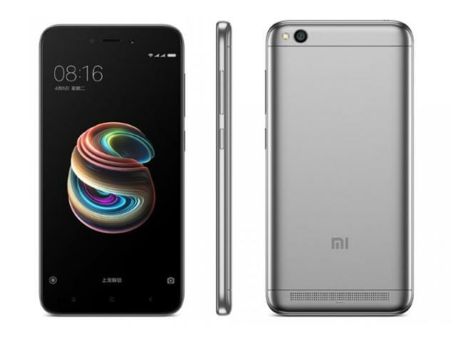 Xiaomi Redmi 5A Price, Specifications, Features and Launch Date