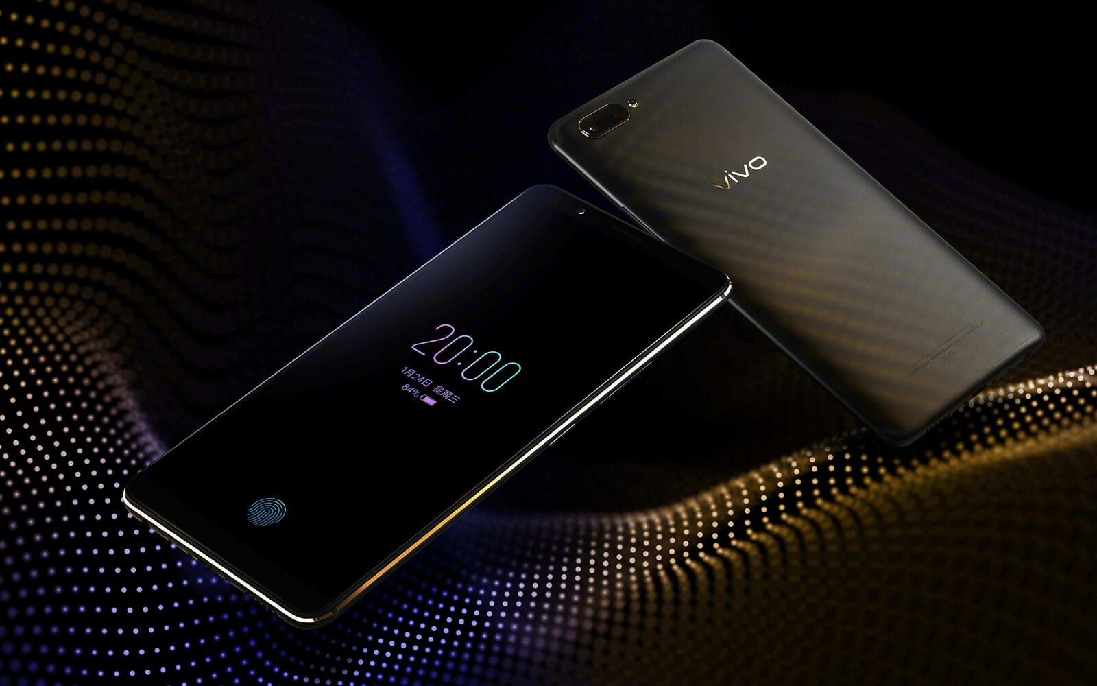 Vivo X20 Plus UD Specifications